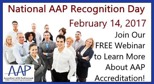 AAP Recognition Day slide