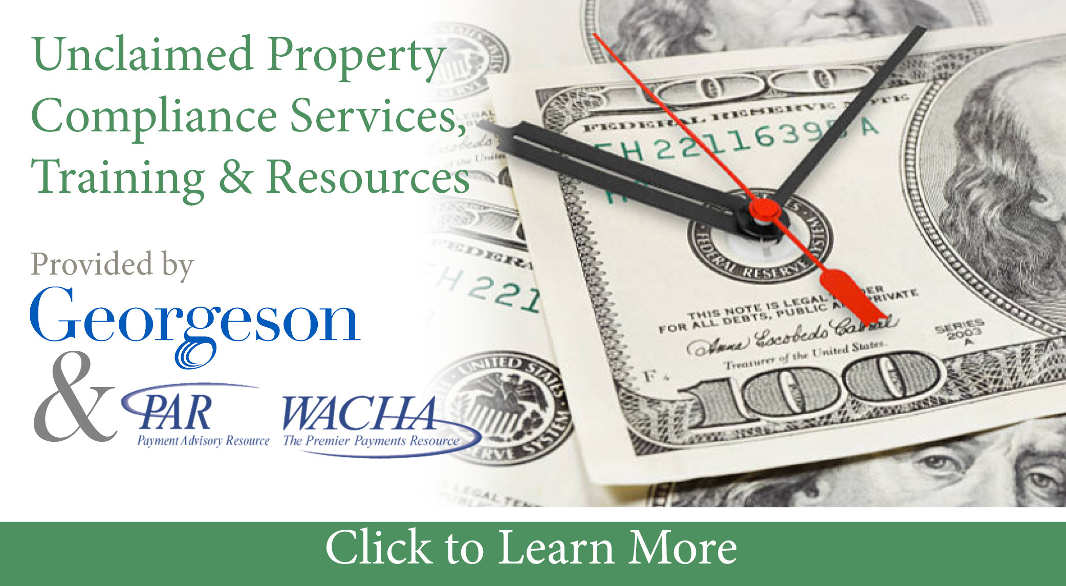 Unclaimed Property & Escheatment Solutions image