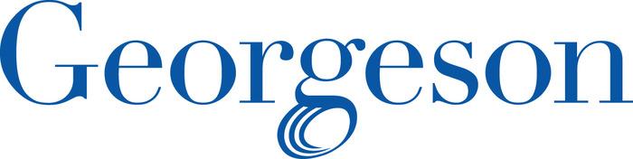 Georgeson logo blue