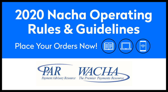 2020 Nacha Rules slide