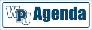WPU Agenda button