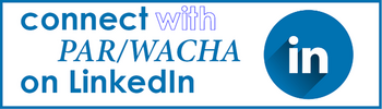 connect with PAR/WACHA on linkedin